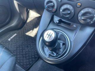 2011 Mazda 2 DE10Y2 MY12 Neo Black 5 Speed Manual Hatchback
