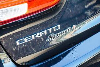 2018 Kia Cerato YD MY18 Sport+ Blue 6 Speed Sports Automatic Hatchback