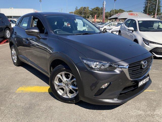 Used Mazda CX-3 DK2W7A Maxx SKYACTIV-Drive FWD Sport Cardiff, 2020 Mazda CX-3 DK2W7A Maxx SKYACTIV-Drive FWD Sport Grey 6 Speed Sports Automatic Wagon