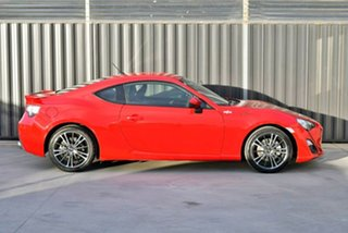 2014 Toyota 86 ZN6 GTS Red 6 Speed Manual Coupe