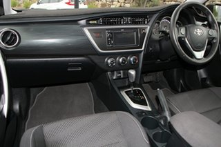 2014 Toyota Corolla ZRE182R Ascent Sport S-CVT Inferno 7 Speed Constant Variable Hatchback