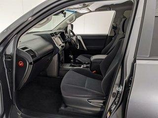 2018 Toyota Landcruiser Prado GDJ150R GXL Grey 6 Speed Sports Automatic Wagon