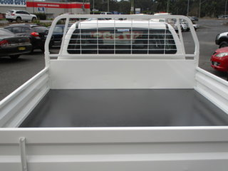 2012 Toyota Hilux TGN16R MY12 Workmate White 5 Speed Manual Dual Cab Pick-up