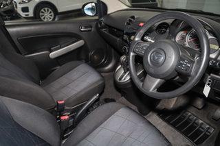 2011 Mazda 2 DE10Y2 MY12 Neo Silver 4 Speed Automatic Hatchback.