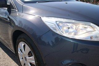 2011 Ford Focus LW Ambiente Grey 6 Speed Automatic Sedan.