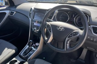 2013 Hyundai i30 GD MY14 Elite Silver 6 Speed Automatic Hatchback