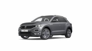 2020 Volkswagen T-ROC Sport Indium Grey Semi Auto SUV.