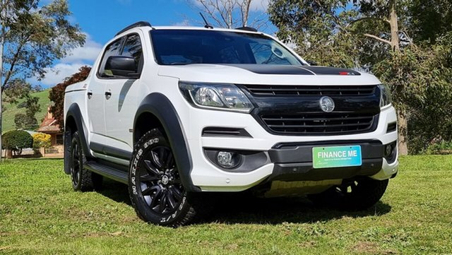 Used Holden Colorado RG MY20 Z71 Pickup Crew Cab Nuriootpa, 2019 Holden Colorado RG MY20 Z71 Pickup Crew Cab White 6 Speed Sports Automatic Utility