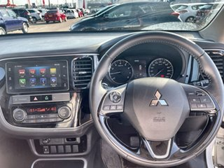 2019 Mitsubishi Outlander ZL MY19 LS AWD White 6 Speed Constant Variable Wagon