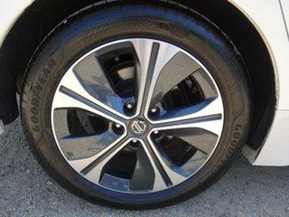 2019 Nissan Leaf ZE1 Ivory Pearl & Black Roof 1 Speed Reduction Gear Hatchback