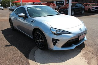 2021 Toyota 86 ZN6 GTS Ice Silver Metallic 6 Speed Automatic Coupe.