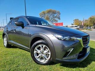 2018 Mazda CX-3 DK2W7A Maxx SKYACTIV-Drive Grey 6 Speed Sports Automatic Wagon.