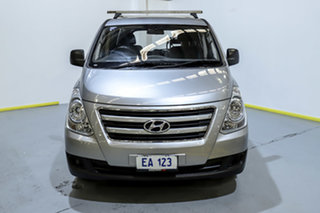 2016 Hyundai iLOAD TQ3-V Series II MY17 Silver 5 Speed Automatic Van.