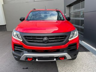 2018 Holden Special Vehicles Colorado RG MY18 SportsCat Pickup Crew Cab Red 6 Speed Sports Automatic.