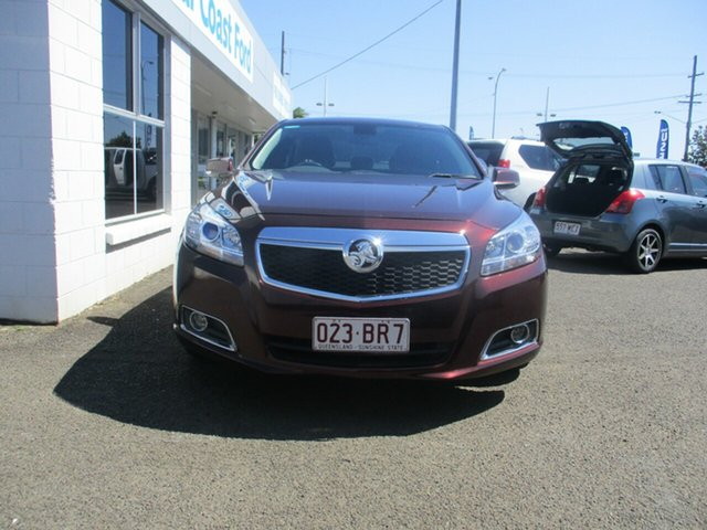Used Holden Malibu EM MY15 CDX Bundaberg, 2015 Holden Malibu EM MY15 CDX Red 6 Speed Automatic Sedan