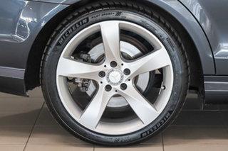 2014 Mercedes-Benz C-Class W204 MY14 C250 CDI 7G-Tronic + Avantgarde Tenorite Grey 7 Speed