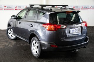 2015 Toyota RAV4 ZSA42R MY14 Upgrade GX (2WD) Graphite 6 Speed Manual Wagon.