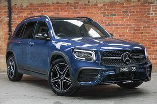 2020 Mercedes-Benz GLB-Class X247 801MY GLB250 DCT 4MATIC Denim Blue 8 Speed.
