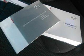 2012 Nissan Navara D40 S6 MY12 ST Black 5 Speed Sports Automatic Utility