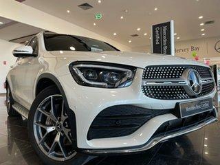 2020 Mercedes-Benz GLC-Class X253 801MY GLC300 9G-Tronic 4MATIC White 9 Speed Sports Automatic Wagon.