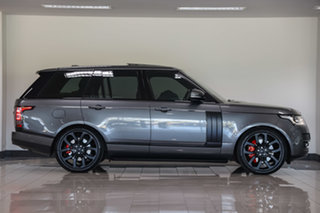 2016 Land Rover Range Rover L405 16MY Vogue Corris Grey 8 Speed Sports Automatic Wagon