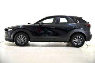 2020 Mazda CX-30 DM2W7A G20 SKYACTIV-Drive Pure Black 6 Speed Sports Automatic Wagon