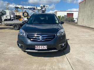2012 Renault Koleos H45 Phase II Bose Special Edition Grey 6 Speed Sports Automatic Wagon