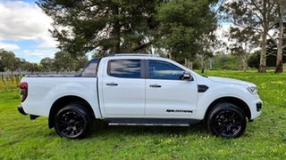 2019 Ford Ranger PX MkIII 2019.00MY Wildtrak Arctic White 10 Speed Sports Automatic