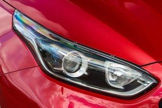 2020 Kia Cerato BD MY20 S Red 6 Speed Sports Automatic Sedan