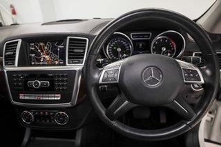 2013 Mercedes-Benz M-Class W166 ML350 BlueEFFICIENCY 7G-Tronic + Diamond White 7 Speed