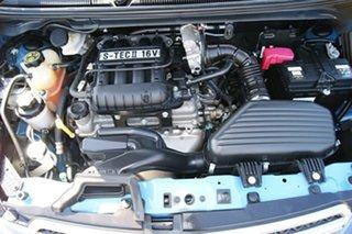 2015 Holden Barina Spark MJ MY15 CD Blue 5 Speed Manual Hatchback