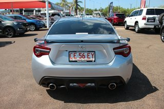 2021 Toyota 86 ZN6 GTS Ice Silver Metallic 6 Speed Automatic Coupe