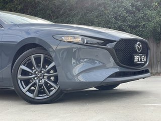 2019 Mazda 3 BP2H7A G20 SKYACTIV-Drive Touring 46g 6 Speed Sports Automatic Hatchback.