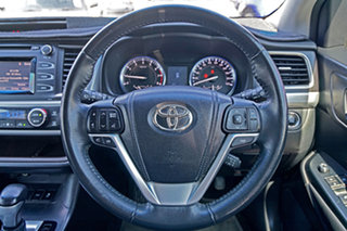 2013 Toyota Kluger GSU50R GXL 2WD Grey 6 Speed Sports Automatic Wagon