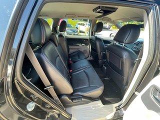 2010 Mitsubishi Grandis BA MY09 VR-X Black 4 Speed Sports Automatic Wagon