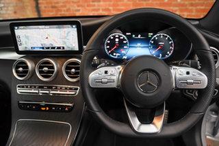 2020 Mercedes-Benz GLC-Class X253 800+050MY GLC200 9G-Tronic Iridium Silver 9 Speed Sports Automatic