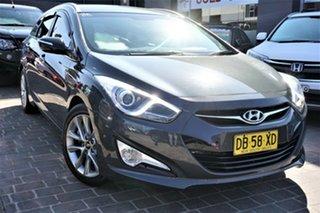 2015 Hyundai i40 VF2 Elite Grey 6 Speed Sports Automatic Sedan.