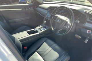 2017 Honda Civic MY17 RS White Continuous Variable Sedan