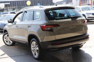 2021 Skoda Karoq NU MY21 110TSI FWD Steel Grey 8 Speed Automatic Wagon.