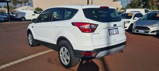 2017 Ford Escape ZG 2018.00MY Ambiente White 6 Speed Sports Automatic SUV