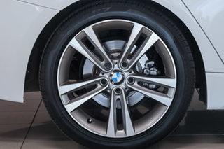 2017 BMW 3 Series F30 LCI 320d M Sport Alpine White 8 Speed Sports Automatic Sedan