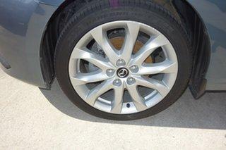 2015 Mazda 3 BM5236 SP25 SKYACTIV-MT GT Blue 6 Speed Manual Sedan