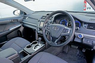 2016 Toyota Camry AVV50R Altise Silver 1 Speed Constant Variable Sedan Hybrid