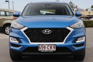 2020 Hyundai Tucson TL4 MY20 Active 2WD Blue 6 Speed Automatic Wagon.