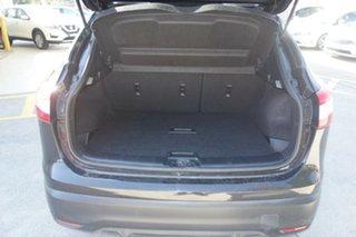 2015 Nissan Qashqai J11 TI Black 1 Speed Constant Variable Wagon