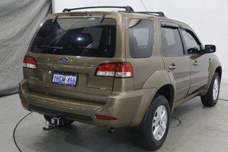 2012 Ford Escape ZD MY10 Copper 4 Speed Automatic SUV