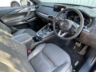2021 Mazda CX-9 TC Azami SKYACTIV-Drive i-ACTIV AWD Jet Black 6 Speed Sports Automatic Wagon