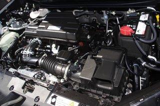 2017 Honda CR-V RW MY18 VTi FWD Black 1 Speed Constant Variable Wagon