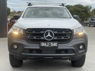 2018 Mercedes-Benz X-Class 470 X250d 4MATIC Pure 139 7 Speed Sports Automatic Utility