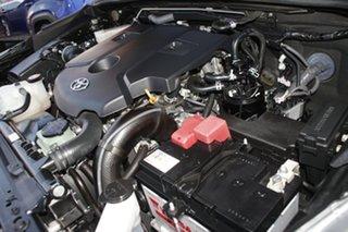 2019 Toyota Hilux GUN126R SR5 Double Cab Black 6 Speed Sports Automatic Utility